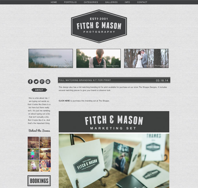 Fitch & Mason